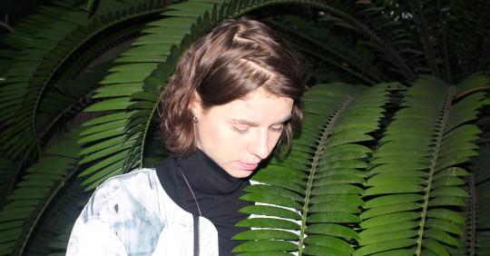 DJ Morgiana (c) Marta Nowak